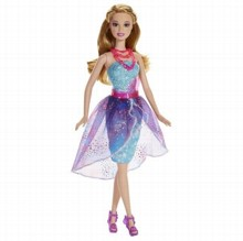 Кукла Барби Потайная дверь Роми / Barbie and The Secret Door Mermaid BLP30 Mattel
