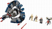 LEGO 75044 Droid Tri-Fighter -  Лего Три-Файтер дроидов