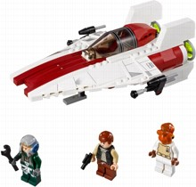 LEGO 75003 A-wing Starfighter - Лего Истребитель A-wing