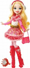 Кукла Эвер Афтер Хай Эппл Вайт Заколдованная зима (Ever After High Epic Winter Apple White) DPG88 Mattel