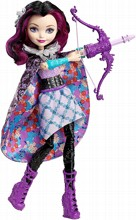 Кукла Эвер Афтер Хай Рейвен Квин Лучница (Ever After High Raven Queen Magic Arrow) DVJ21 Mattel