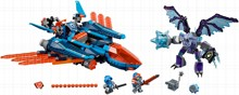 LEGO 70351 Clay's Falcon Fighter Blaster - Самолёт-истребитель Сокол Клэя