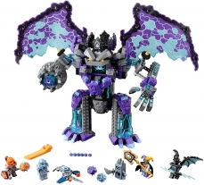 LEGO 70356 The Stone Colossus of Ultimate Destruction - Лего Каменный великан-разрушитель